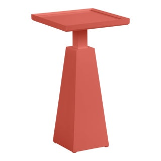 Casa Cosima Hayes Spot Table, Crimson For Sale