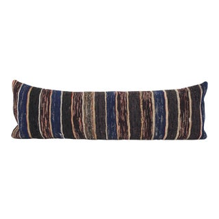 Japanese Sakiori and Silk Pillow For Sale