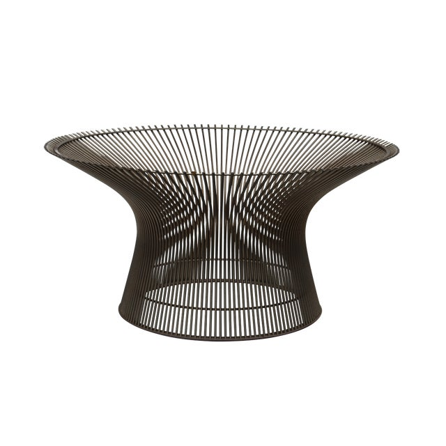 Vintage Warren Platner Coffee Table Base For Sale