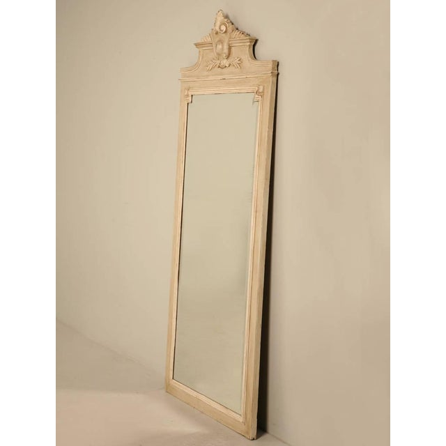 Circa 1890 French Painted Mirror - Image 11 of 11