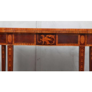 Federal Style Mahogany Game Table Preview