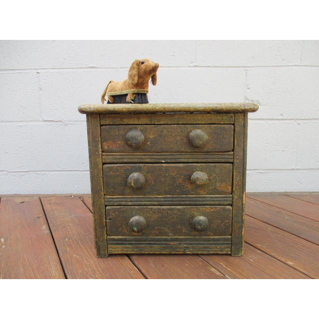 Farm Country 1940's Storage Cabinet - Image 11 of 11
