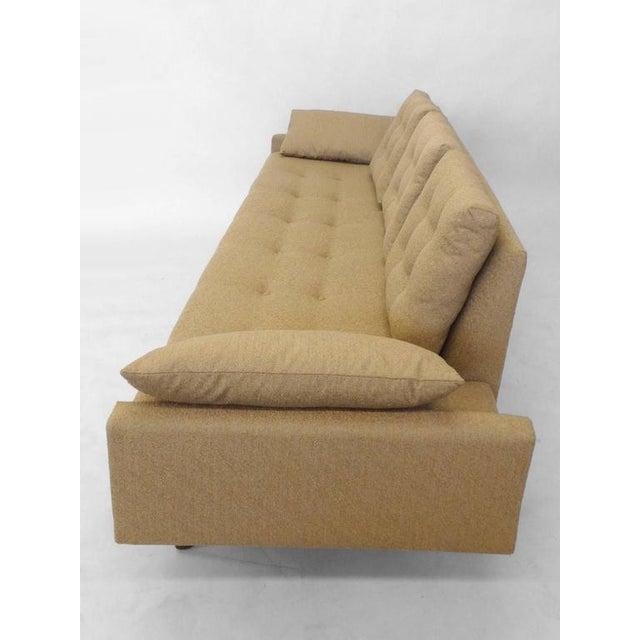 Craft Associates Adrian Pearsall Craft Associates Large Gondola Sofa For Sale - Image 4 of 6