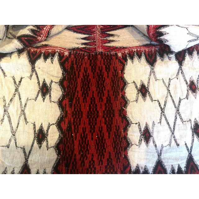 Tribal Ceremonial Cape Textile Art from Miao People For Sale - Image 3 of 13