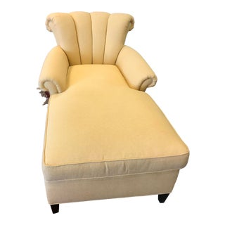 Charles Stewart Spring Down Chaise For Sale