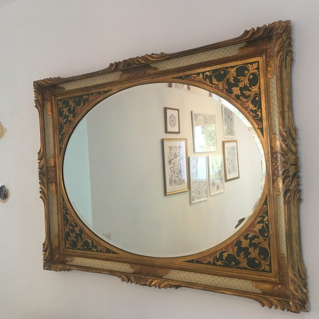 Vintage Ornate Mirror - Image 3 of 7