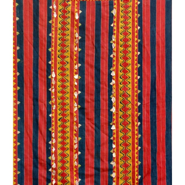 Vintage Philippine Kalinga Tribal Blanket - Image 3 of 3