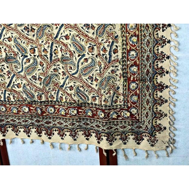 Antique Persian 19th Century Textile - Image 3 of 7
