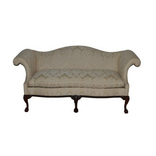 Southwood Chippendale Mahogany Sofa For Sale