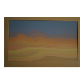 Cliff Harmon Earth Forms Painting For Sale