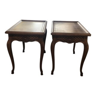 1960s French Style End Tables - a Pair For Sale