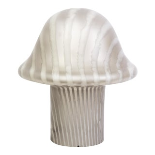 1960's Mushroom Table Lamp by Peill & Putzler For Sale