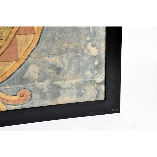 18th Century French Chateau Banner For Sale - Image 9 of 13