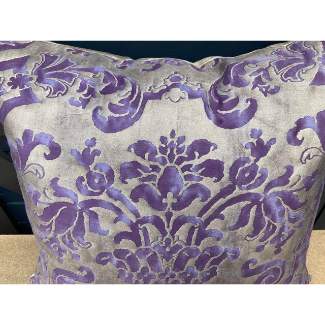 Fortuny Fortuny Carnavalet Pillow For Sale - Image 4 of 5