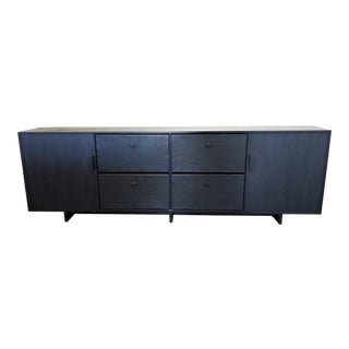 Kato Black Credenza For Sale