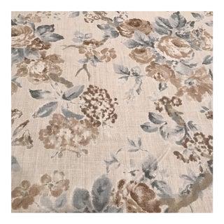 Lee Jofa Suzanne Rheinstein for Hollyhock Linen Fabric - 2 Yards