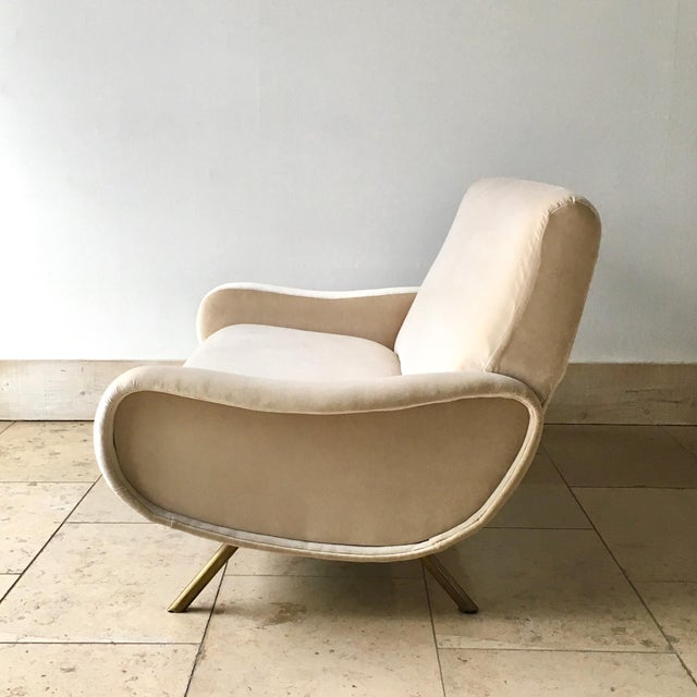 1950s Early Marco Zanuso Designed Two Seater Sofa Circa 1950 For Sale - Image 5 of 10