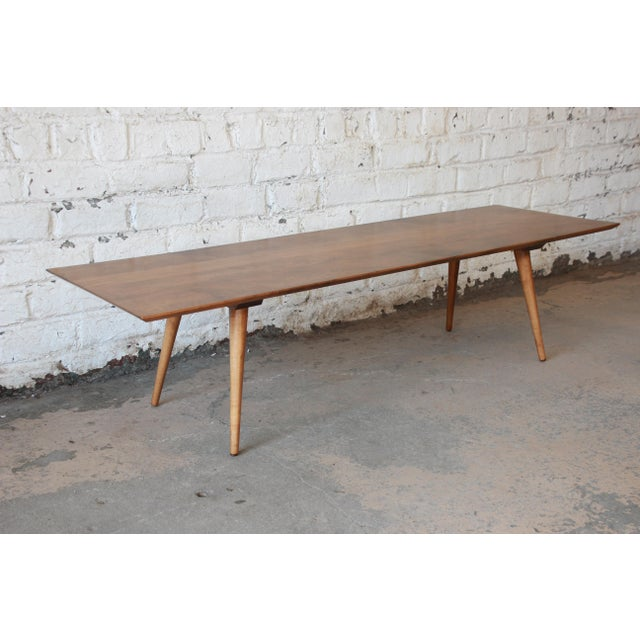 Paul McCobb Planner Group Birch Coffee Table For Sale In South Bend - Image 6 of 11