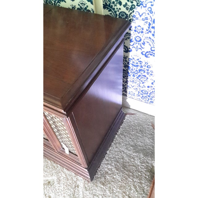 Fisher Weisman Vintage Fisher President Stereo Console For Sale - Image 4 of 6