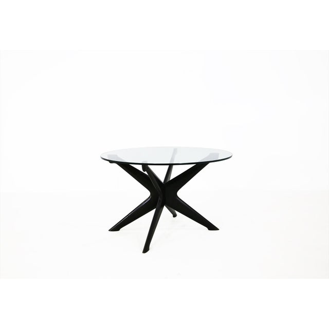 Mid-Century Modern Ico Parisi Side Table Del 1950 For Sale - Image 3 of 6