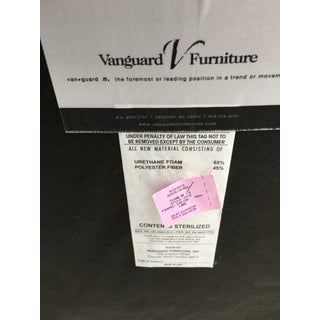 Vanguard Furniture Easley Chair in Chartreuse Mid-Century Mod Print Preview
