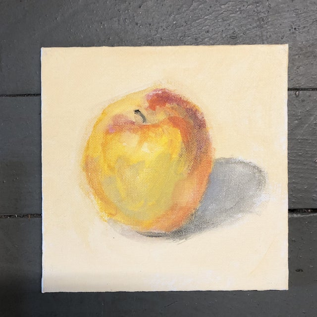 Impressionism Gallery Wall Collection 3 Fruit Still Life Impressionist Paintings For Sale - Image 3 of 6