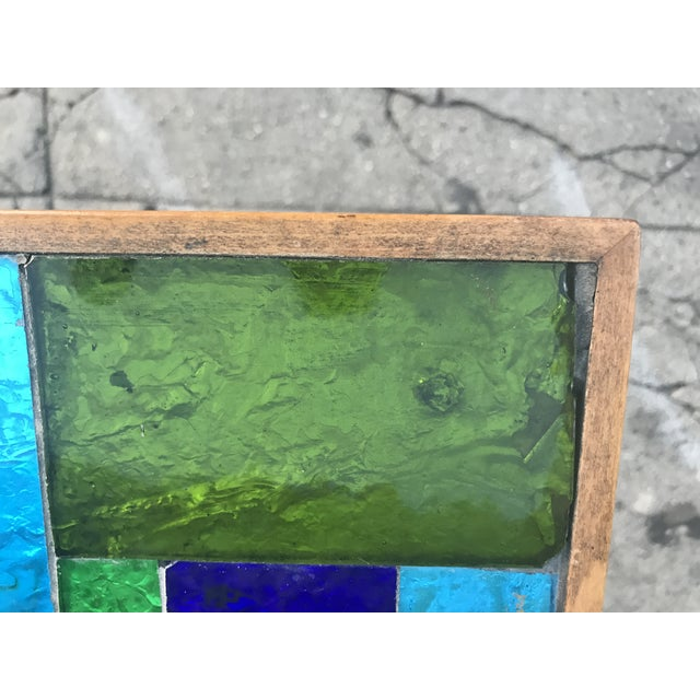 Mid Century Georges Briard Mosaic Glass Tables - a Pair For Sale In Los Angeles - Image 6 of 12