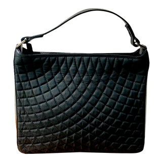 1980s Bally Quilted Purse For Sale