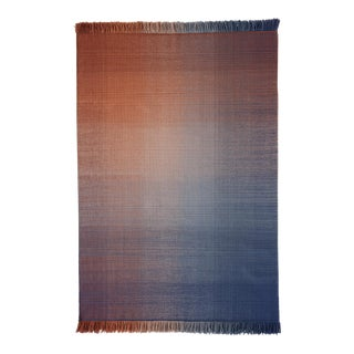 Nanimarquina Shade 2 Hand Loomed Dhurrie Rug 170X240 For Sale