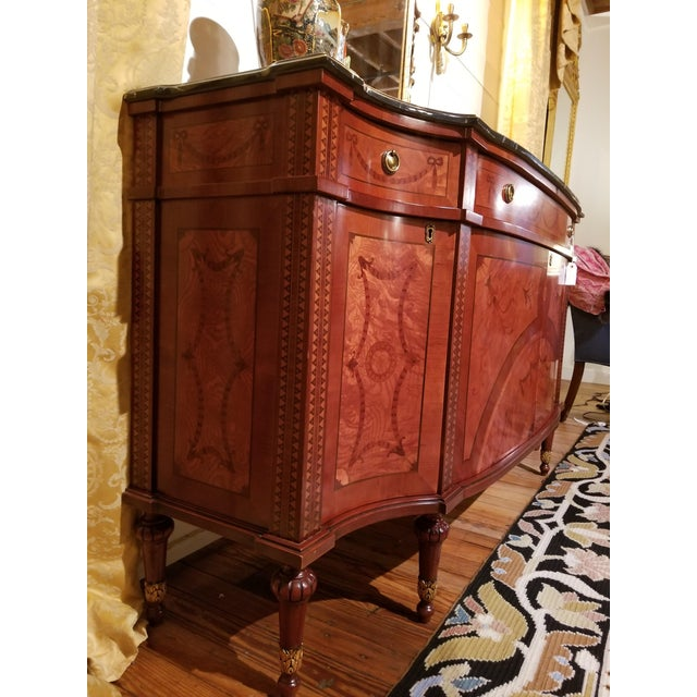 English David Michael English Sideboard From the Waldorf Astoria For Sale - Image 3 of 12