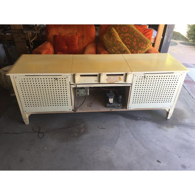 1960's Packard Bell Record Player Credenza - Image 5 of 5