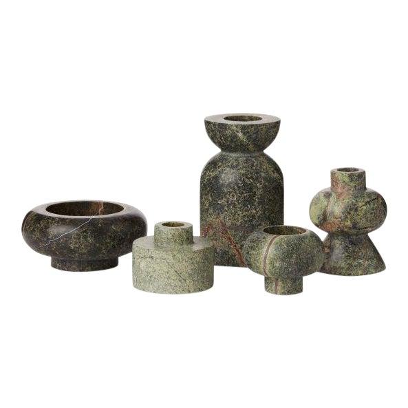 Tom Dixon Rock Candle Holder Large For Sale