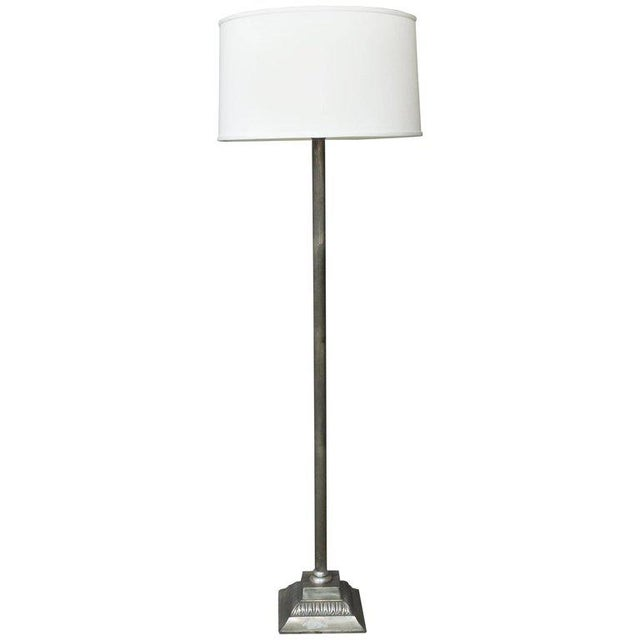 French Neoclassical Style Floorlamp For Sale - Image 9 of 9
