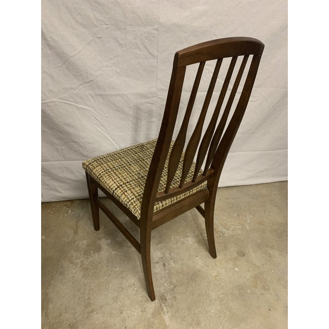 Mid-Century Modern Mid Century Modern Keller Dining Chairs - Set of 4 For Sale - Image 3 of 13