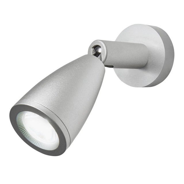 Aluminium LED Reading Light With Tapered Head For Sale - Image 4 of 4