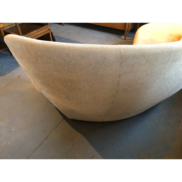 Contemporary Vladimir Kagan Bilbao Sofa For Sale - Image 3 of 7