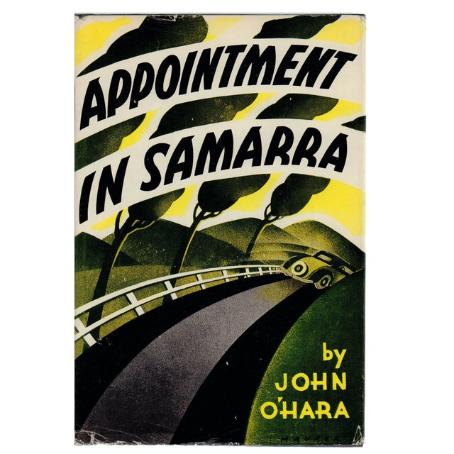 John O'Hara: Appointment in Samarra For Sale