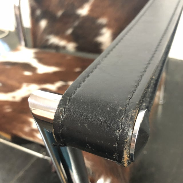Vintage Le Corbusier Cassina Lc1 Chair For Sale - Image 10 of 13