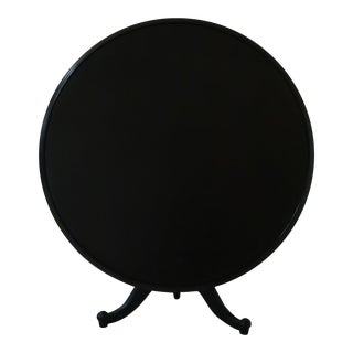 Restoration Hardware French Tilt Top Industrial Table For Sale
