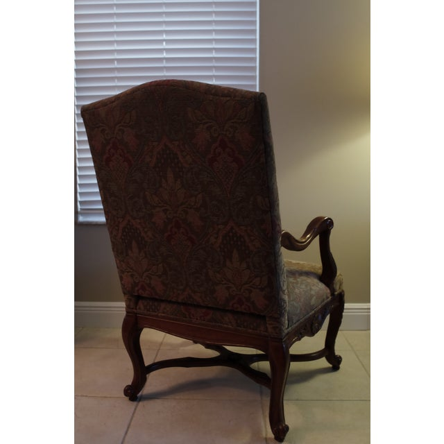 Bernhardt Living Room Chairs - A Pair For Sale In Miami - Image 6 of 13
