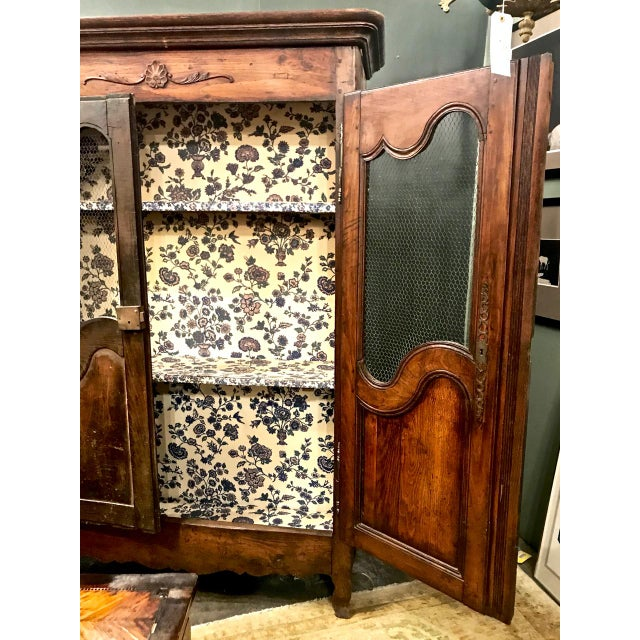 18th Century French Regence Bibliotheque/Bookcase For Sale - Image 4 of 10
