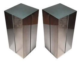 Image of Small Pedestal Tables