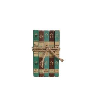 Vintage Junior Classics : Gift Set of Five Decorative Books