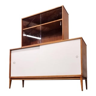 Paul McCobb Planner Group Mid Century Display Cabinet For Sale