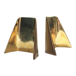 1950s Vintage Ben Seibel Bookends - a Pair For Sale