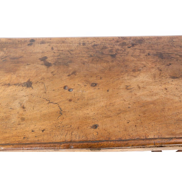 Early French Walnut Table For Sale - Image 4 of 13