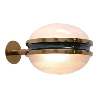 Large Sergio Mazza Sigma Sconces For Sale