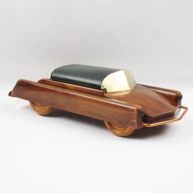 Mid-Century French Decorative Citroen Ds Car Box - Image 2 of 10