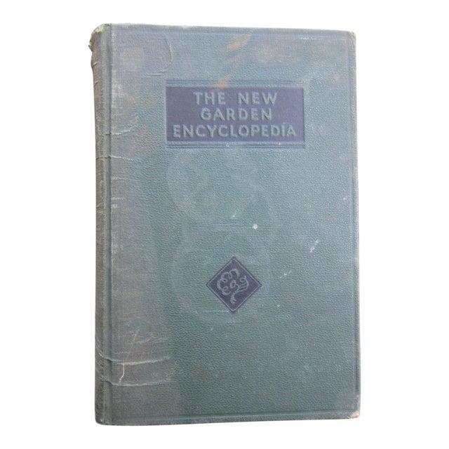 1940s Vintage New Garden Encyclopedia Book For Sale