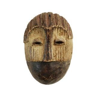 1990s Vintage Congolese Lega Mask